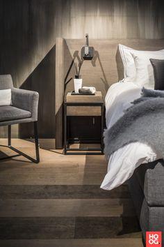 Inspiratie slaapkamer | Menton Collectie | Nilson Beds @nilsonbeds | slaapkamer design | bedroom ideas | master bedroom | Hoog.design