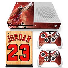 GoldenDeal Xbox One S Console Controller and Kinect Skin Set  NBA  XboxOne Vinyl -- You can get additional details at the image link.Note:It is affiliate link to Amazon.
