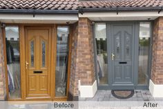 painting upvc windows and doors - Google Search