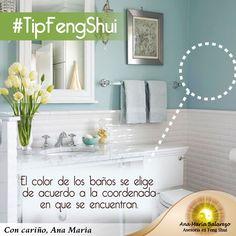Feng shui para el baño