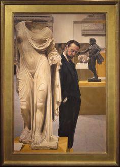 Vose Galleries - Museum Epiphany VI by Warren Prosperi