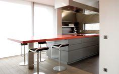 Kitchen - project 06 - WILFRA Keukens & Interieurinrichting (Waregem, Belgium)