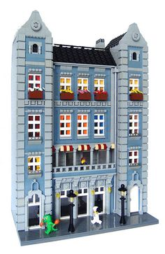 Town house by Lindon on EB