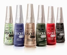 Studio B Hair & Make-up: Lançamento Risqué