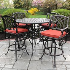 28 Best Bar Height Patio Set Images Bar Height Patio Set Mesas