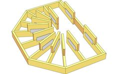 Entrétrappa – Gör det själv – Bolist Patio Stairs, Deck Pictures, Outdoor Living, Outdoor Decor, Building A Deck, Deck Design, Outdoor Areas, Front Porch, Home Remodeling