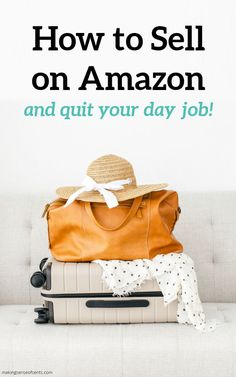 If you are looking for a new job or even just a side hustle for extra income, this may be something that you want to look into. Make Money Fast, Make Money From Home, Amazon Hacks, Money Change, Work Opportunities, Corporate America, Sell On Amazon, Amazon Fba, Time Management Tips