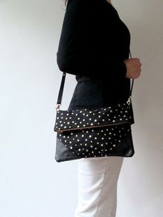 Starry Skies Crossbody - Perfect for a night out on the town or bumming around the city!
