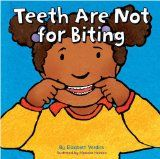 Managing biting in the toddler environment | Teach Preschool { This was one of my go to books when I was a director of a large childcare center and we had a biter...}