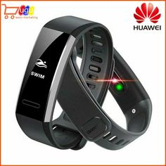 Buy Original Huawei Band 2 pro Smart Wristband for Monitor Fitness Swim Waterproof Bluetooth OLED Sport Band Smart Bracelet, Heart Rate Monitor, Gel Manicure, Fitness Tracker, Ultra Violet, Smart Watch, Band, Watches, Smartwatch