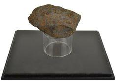Found on EstateSales.NET: Encased Meteorite, Campo del Cielo, Argentina