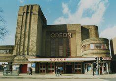 Art Deco and Art Nouveau! Architecture Tumblr, Modern Architecture, Cinema Uk, York England, Streamline Moderne, Art Deco Buildings, Thing 1, Yorkshire England, Retro Futurism