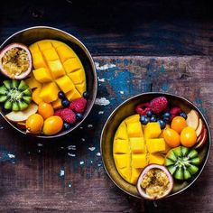 Tropical fruit day