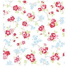 Dear Cath...I want it all! Chintz Wallpaper