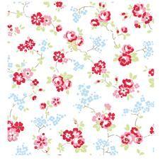Dear Cath...I want it all! Chintz Wallpaper