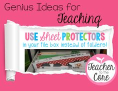 Great Ideas for the classroom