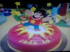 Steven Universe cake