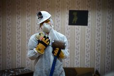 "This Is How Real Psychos Get Unleashed – Moscow's ""Rage Rooms"" By The Hour"