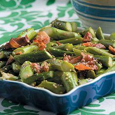 Hawaiian Asparagus Recipe
