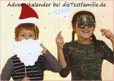 Blog-Adventskalender 2017 - Die Testfamilie