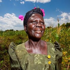 Will the beautiful women of the world please stand up - Helen Apio via Charity Water How To Feel Beautiful, Beautiful Women, Charity Water, Access To Clean Water, Biblical Womanhood, Out Of Africa, African Culture, The Way You Are, People Of The World