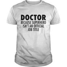 Doctor - Superhero