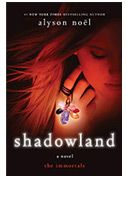 SHADOWLAND- book 3 in THE IMMORTALS series!