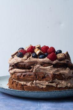 Danish Cuisine, Tiramisu, Cake, Ethnic Recipes, Desserts, Tailgate Desserts, Pie, Kuchen, Dessert
