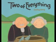 Two of Everything: A Chinese Folktale children's book read aloud, written by Lily Toy Hong - YouTube