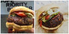 Melhor hambúrguer do mundo não tem carne