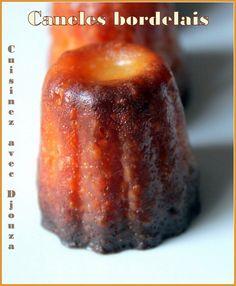 Recette de bordeau les cannelés Glaze For Cake, Baked Potato, Biscuits, Pineapple, Baking, My Favorite Things, Fruit, Ethnic Recipes, Food