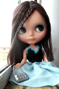 Basaak Blythe Doll - Florence - Custom by Aryadna K.