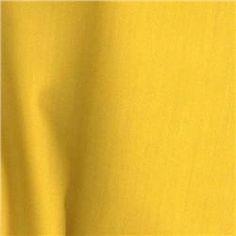 Handmade Bright Golden Yellow Fitted Crib by babycribtoddlersheet, $15.00