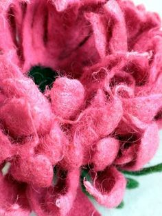 fleurs en feutrine    création de tatiana     www.casames.com