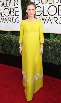 NATALIE PORTMAN - 2017 Golden Globes