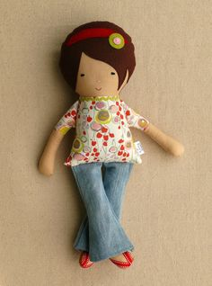 Adorable doll!