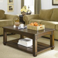 Tacoma Coffee Table with Lift-Top                                                                                                                                                                                 More