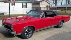 1967 Pontiac GTO Convertible - 1