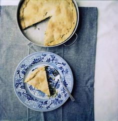Kohlrabi and Greens Pie (Souvlaki For The Soul)