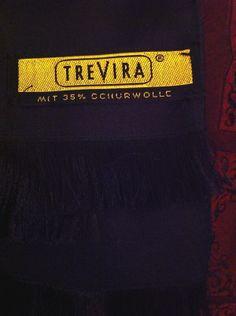 Late font on my Trevira #mod scarf via  @richardovery