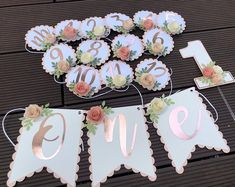 41 Ideas birthday banner floral decor for 2019 1st Birthday Balloons, 1st Birthday Themes, Baby Girl 1st Birthday, Happy Birthday Banners, First Birthday Parties, First Birthdays, Tropical Party Decorations, Birthday Party Decorations, Balloon Bouquet