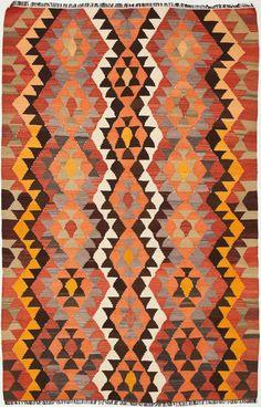 Anatolian Kilim Kilim Rugs, Dhurry Rugs, Tribal Rugs, Flatweave Rugs - ABC Carpet Home Biscuit, Deco Boheme, Quilted Wall Hangings, Turkish Kilim Rugs, Tribal Rug, My New Room, Handmade Rugs, Rugs On Carpet, Wool Rug