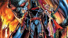 EARTH 2: WORLD'S END #26 | DC Comics
