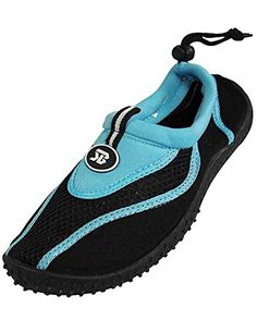 StarBay  Womens Women's Water Shoes Aqua Sock Blue 3735611BMUS * You can find more details by visiting the image link.