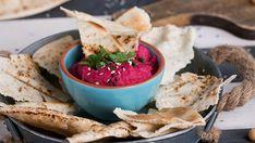 Chutná a rýchla nátierka či dip z Blízkeho východu. Tahini, Hummus, Salsa, Dips, Tacos, Mexican, Ethnic Recipes, Food, Sauces