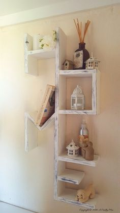 Home shelf for all those little treasures
