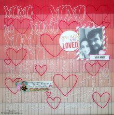 Grani di pepe: You are soo loved - Layout