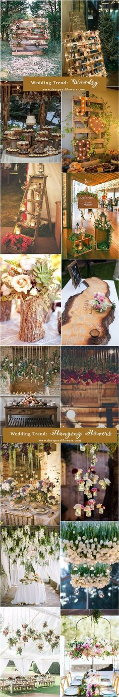 2018 wedding wedding trends and ideas / http://www.deerpearlflowers.com/top-6-wedding-trends-for-2018/