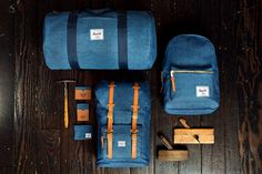 Herschel Supply Co. 2012 Holiday New Releases   Hypebeast