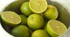 Limoen Munt Siroop